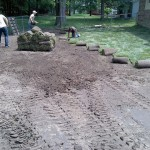 Sod Installation | laying sod