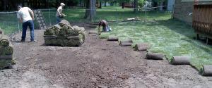 Sod Installation Services